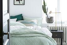 Light green bedroom ideas