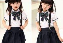 uniformes niñas
