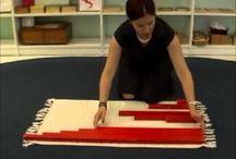 Présentation du matériel Montessori