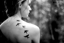 Tattoos And piercings / by Courtney