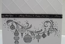 Christmas Doodles / More doodles and fun art ideas, inspired by Christmas :) Doodle away!