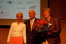 Unternehmerinnen preisgekrönt / Preisgekrönte Mitglieder