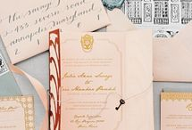 Weding Invitations & Reception Stationery