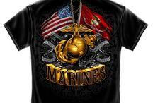 MARINE CORPS TEE-SHIRTS and MORE.. / Marine Corps gear