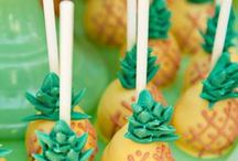 Party food /  birthday party ideas