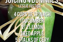 Juicing, Smoothies & Other Healthy Eats
