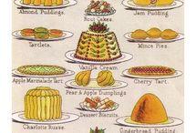 викторианская еда