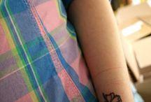 Le tatouage c'est une oeuvre éternelle sur un support éphémère.
