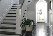 Cape Cod Home Style / One of the most-copied home decor styles since the Kennedys put Camelot on the map. Classic, nautical, traditional home style directly from the beach homes of the rich and famous.