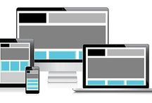 Responsive Web Design / With Affordable web design which is not sufficient in this competitive world comes responsive design