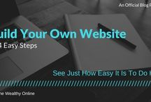 Become Wealthy Online Website / Images used in my posts for my Become Wealthy Online website.