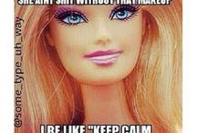 Barbie Humor