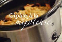 Cipaille / Ragouts