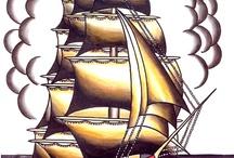 Gemi yelkenli