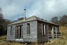 Accommodation - Kitset houses, cabins, chalets.
