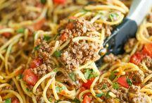 Noodles & Pastas