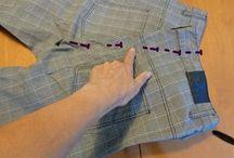 modifiche ai pantaloni