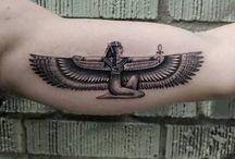 Tattoo Sandra