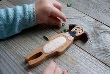Wooden toys TeplicaWorkshop