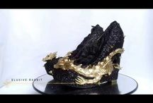 Dark Eros Dragon Heels