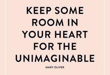 Quotes / by Nora Eagan