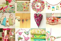 fibre art & craft / embroidery, felting, sewing...and more