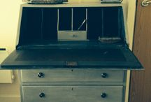 Renovated Bureau / Writing Bureau