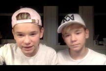 Marcus og Martinus videoer