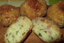 Krumplis finomságok