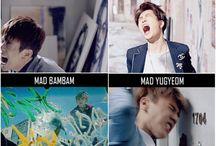 Got7, NCT, Big Bang,...