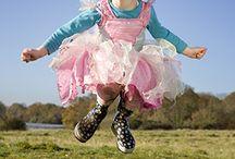 Je innerlijke kind / Dingen die leuk zijn om te doen voor kinderen en stiekum ook voor volwassenen....