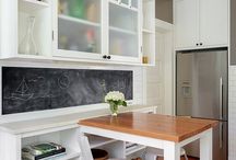 """Homework Station Ideas / Family Dinner, Company Dinners, Birthdays ... anything that involves a entertaining space (indoors) - you can find it here! Earla Clark with Keller Williams Realty and the Triad Connections Team invites you to share and """"follow"""" these Homework Stations. Have something to share with us? Send it over! 336-306-0448 / earlaclark@kw.com"""