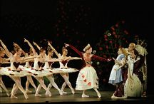 ballet / by Tabitha Wang