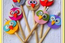 matite decorate