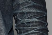 Denim & Boots / Raw Denim and Awesome boots! / by Doran Reed