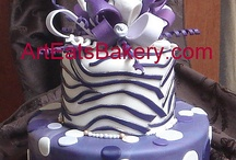 birthday cakes / by Rhonda Amundsen-Farnsworth