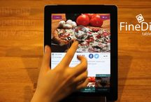 Tablet Menu Videos / FineDine Tablet Menu application offers visually rich and innovative food and beverage menu creations.