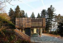 Déco : maisons en bois