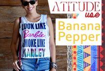 Criações - Banana Pepper
