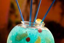 Adult drink ideas / by Katelyn Botos
