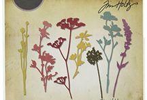 Cards - Wildflower Thinlits die
