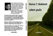 FORSIDER BØKER / Forsider jeg har laget til bøker.