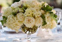 Flower arrangements!  / by JoAnna Bartley