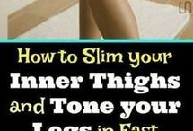 8 Exercices that you will inner legs fat! ✌