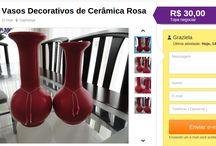OLX / Veja + Inspirações e Dicas de decoração no blog!  www.construindominhacasaclean.com
