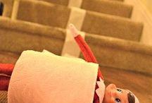 Elf on Shelf JOY