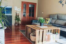 DIY - Handmade - Crafts / Ideas para inspirarte y hacer tus propios muebles, restaura algo viejo, aprovecha palets y crea espacios únicos y originales