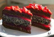 безкремовые торты