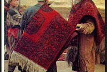 Øzbekistan Turkmenistan. Afghanistan m.m