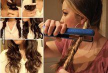 peinados y rizados ala moda